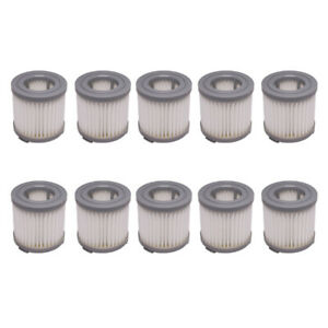 10Pcs-HEPA-Filter-for-Xiaomi-JIMMY-JV51-JV53-JV83-Handheld-Cordless-Vacuum