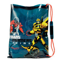 Transformers Large Swim/Gym Bag - Ideal Present/Gift - Young Boy or Girl - Cool