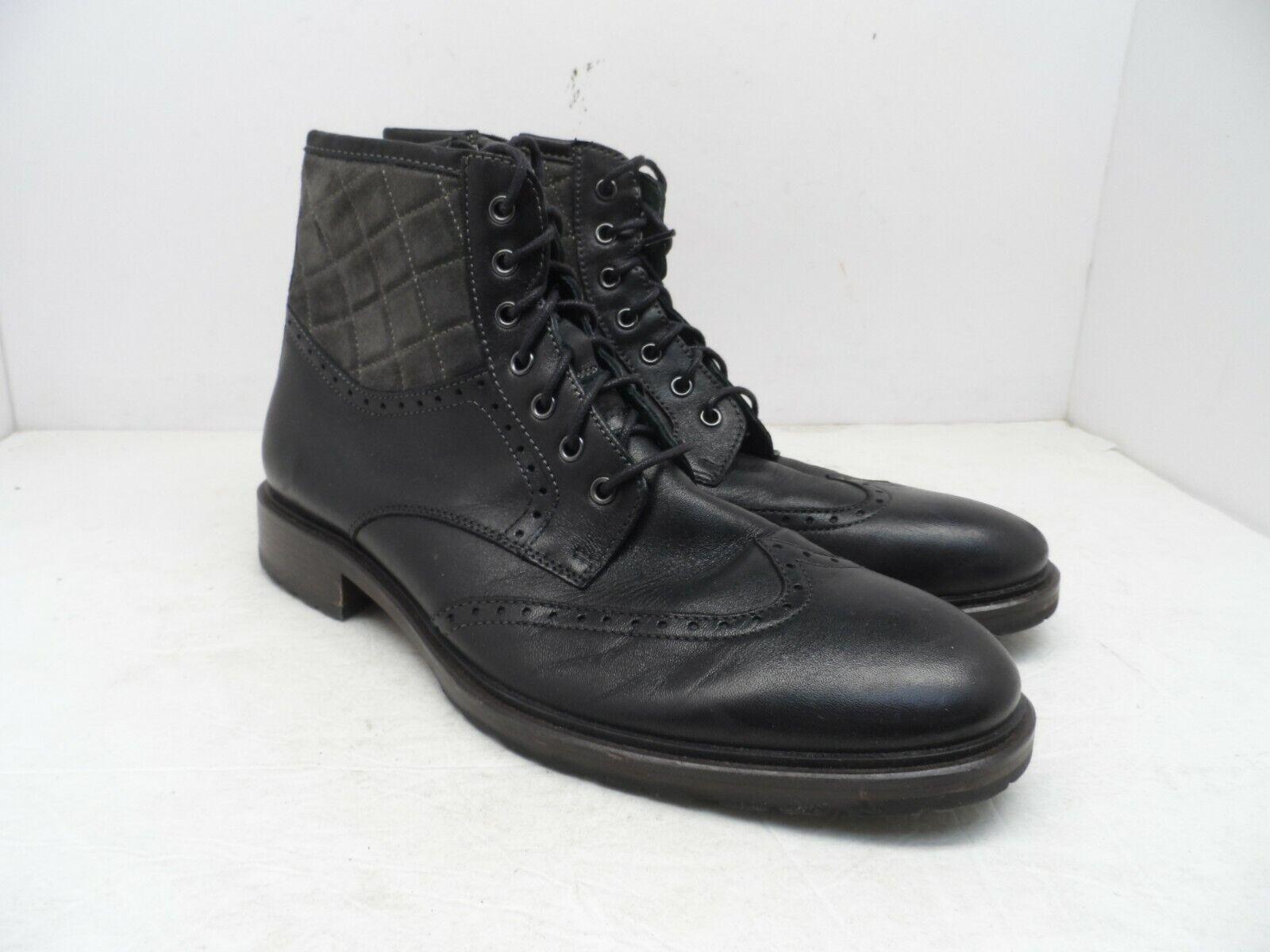 bryson wingtip zip boot