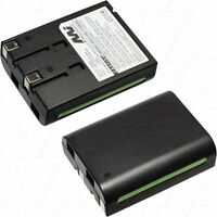 3.6v Replacement Battery Compatible With Uniden Bt-990