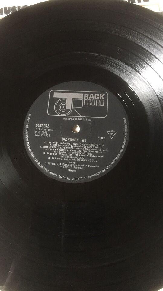 LP, Who, Hendrix