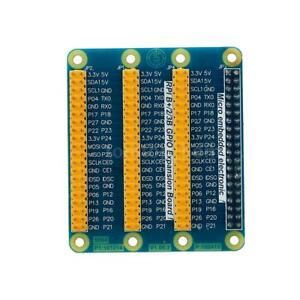 Details about Expansion Board For Raspberry Pi Version 2/3/B+ GPIO Serial  Port Expansion Z5I0