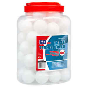 Get-amp-Go-60-Table-Tennis-Balls-ABS-White-Ping-Pong-Replacement-Practise-Balls