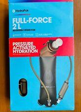 Mammoth Grey 2L Hydrapak Full-Force Hydration Reservoir