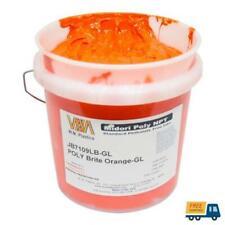 Brite Orange Plastisol Ink Quart