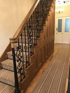 Ordinaire Image Is Loading Wrought Iron Metal Stair Spindles Internal And External