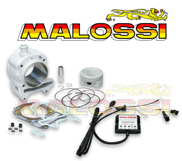 Cylinder Kit MALOSSI ø74 alu 209 cc axe 15 PIAGGIO MP3 Beverly VESPA GTS 125