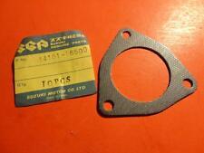NOS OEM SUZUKI 1971-75 TM400 1972-77 TS400 EXHAUST PIPE GASKET 14181-16500
