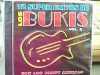 Los Bukis 12 Super Exitos Co Los Party Animals