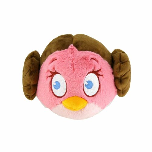 "Angry Birds Star Wars II Official Licensed Cuddly Toy Large 8/"" Plush Soft Toy"