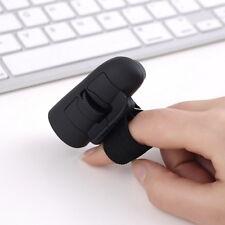 2.4GHz USB Wireless Finger Rings Optical Mouse 1200Dpi For PC Laptop Desktop DP