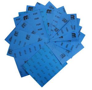 Schleifpapier Wasserfest Nass Papier 230mmx280mm Nassschleifpapier Lack Autolack