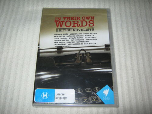 1 of 1 - In Their Own Words - British Novelists - Brand New & Sealed - All Regions - DVD