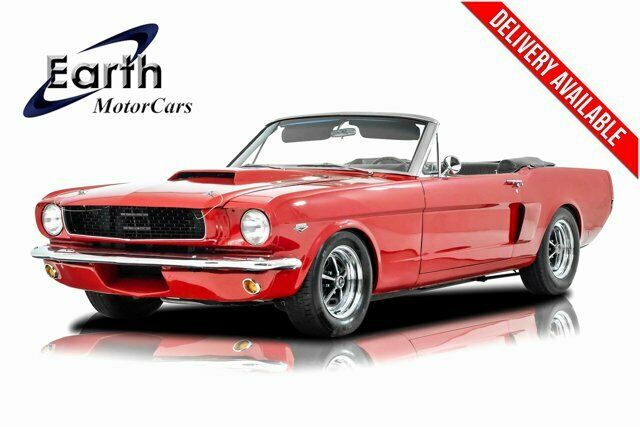 1966 Ford Mustang Pro Touring Convertible - 5.0 Fuel Injected V8