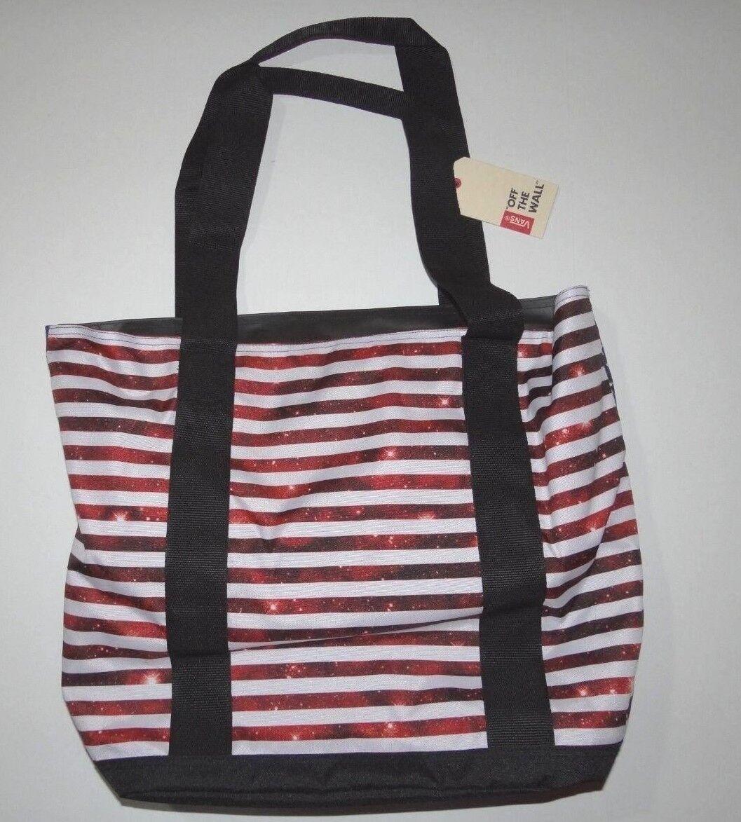 149f6fa6c55 VANS Carmel Cooler Tote Bag School Gym Backpack Bag Pack for sale ...