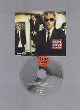 ☆☆ Bon Jovi It's my life enhanced 3 Track  CD SINGLE ☆☆