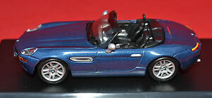 IMMACULATE-MAXI-CAR-1-43-BMW-Z8-IN-DISPLAY-CASE-SUPERB