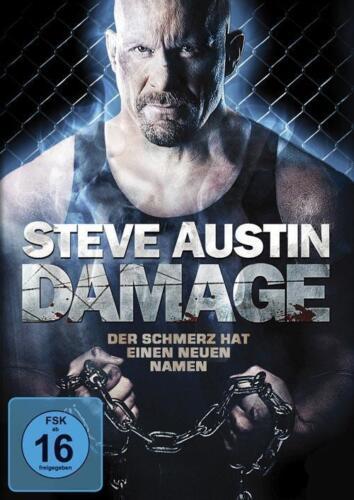 1 von 1 - Steve Austin Damage (2010) Blue-Ray Disc