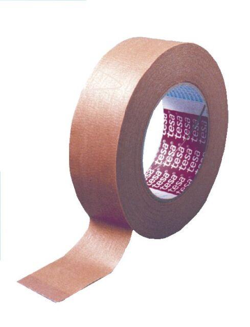 tesa 4309 25mm Brown Picture Framing Tape Pack of 6 Rolls   eBay
