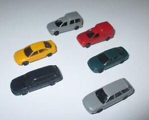 Rietze-Audi-A6-Avant-A4-Et-VW-Caddy-1-160-Voie-N-Chaque-2-Piece-Neuf