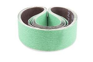 1 X 30 Inch 36 Grit Metal Grinding Ceramic Sanding Belts