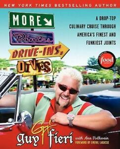 More Diners Drive Ins And Dives Guy Fieri New Cookbook Home Cooking
