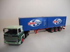 Truck Scania LBT 141 (1976-1981) Altaya 1/43