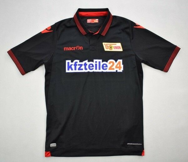 MARCRON 2015-16 1 FC UNION BERLIN koszulka L Shirt Jersey Kit