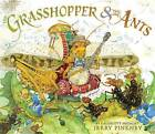 The Grasshopper & the Ants by Jerry Pinkney (Hardback, 2015)