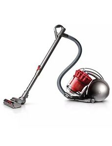 Dyson DC39 Multi Floor - Red - Canister Cleaner