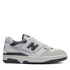 New Balance 550 White Navy Size 8.5 M CANADA
