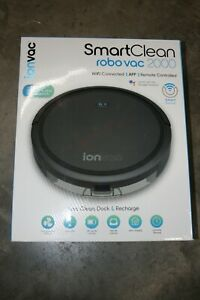 ionvac SmartClean 2000 Robovac Robot Vacuum (open box)
