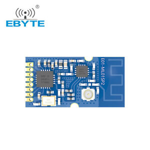 Details about Ebyte SPI E01-ML01SP2 Long Range SMD 2 4GHz nRF24L01 PA LNA  RF Transceiver