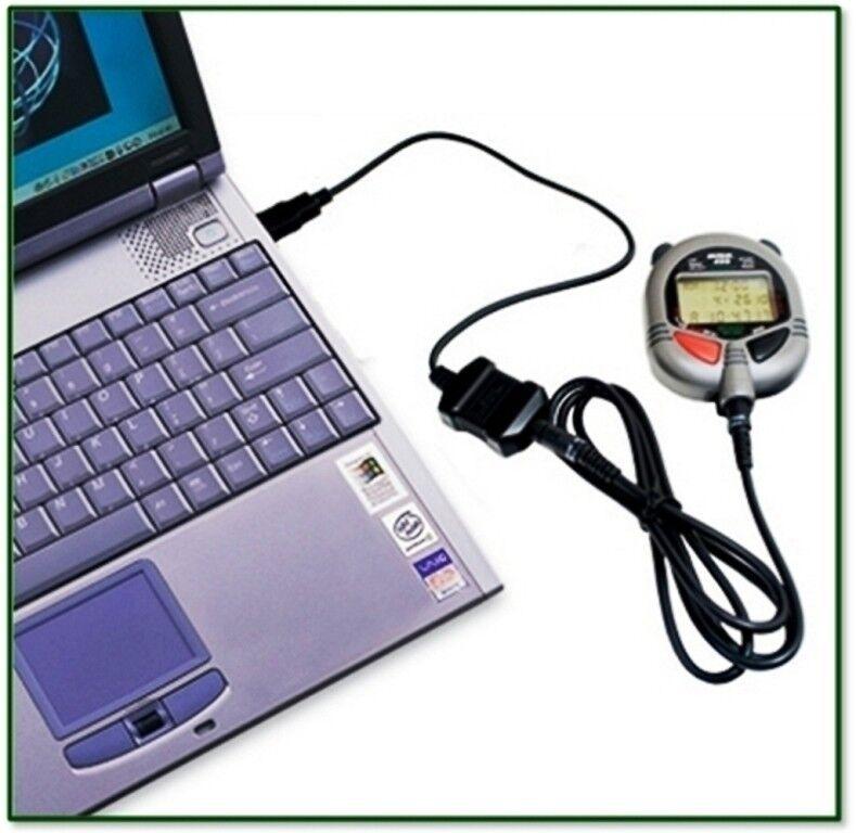 Ultrak 499 + Comp Memoria Cronómetro & de interfaz de computadora