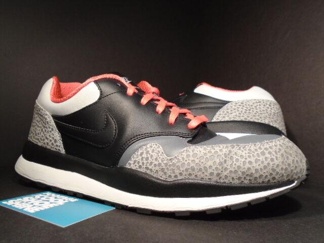2009 Nike Air SAFARI JETSTREAM LE Gris noir JETSTREAM SAFARI CRIMSON PINK blanc 371740-002 11.5 717719