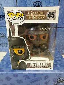 Funko-POP-Game-of-Thrones-Vinyl-Figure-UNSULLIED-45-Near-MINT-BOX-w-Prote