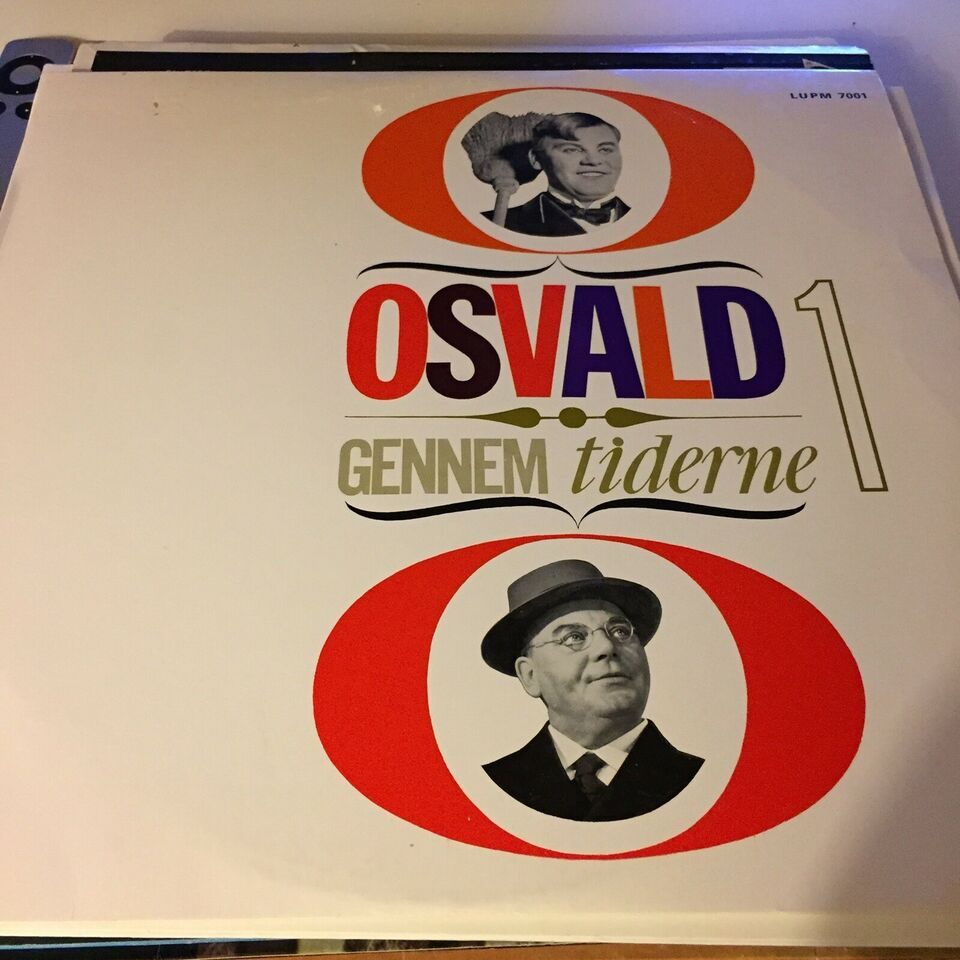 LP, Osvald Helmuth, Gennem tiderne 1 + 2