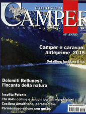 * Caravan & Camper Granturismo* Rivista N°457 / SET/2014 - MAG Editori