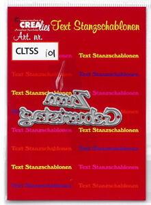 Stanz-Praegeschablonen-Zum-Geburtstag-Schriftzug-Text-CREAlies-CLTSS101