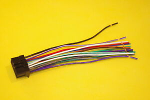wire harness for pioneer avh-p4000dvd *includes 1 harness ... pioneer avh p5700dvd wiring diagram