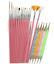 20PCS-UV-Gel-Nail-Art-Design-Set-Dotting-Painting-Drawing-Polish-Brush-Pen-Tools miniatuur 6