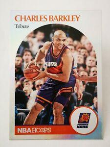 Panini Hoops 2020-21 N20 card NBA Tribute Charles Barkley #253 Phoenix Suns