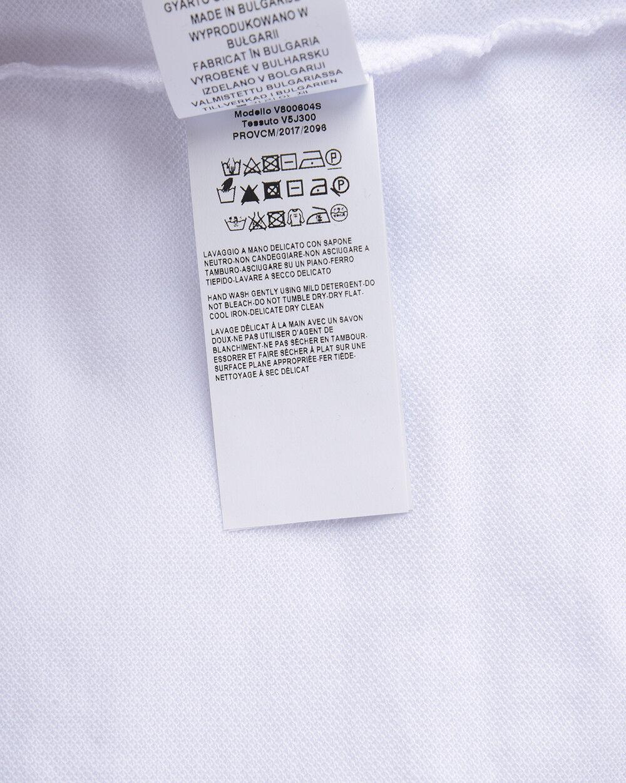 Polo Versace Collection Shirt Cotone Uomo Bianco V800604SV5J300 V800604SV5J300 V800604SV5J300 V7001 c79c76