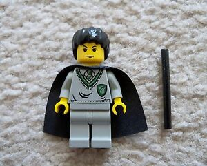 LEGO-Harry-Potter-Super-Rare-Tom-Riddle-Minifig-w-Wand-amp-Cape