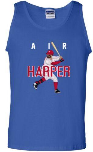 "Bryce Harper Philadelphia Phillies Philly /""Air Pic/"" TANK-TOP"