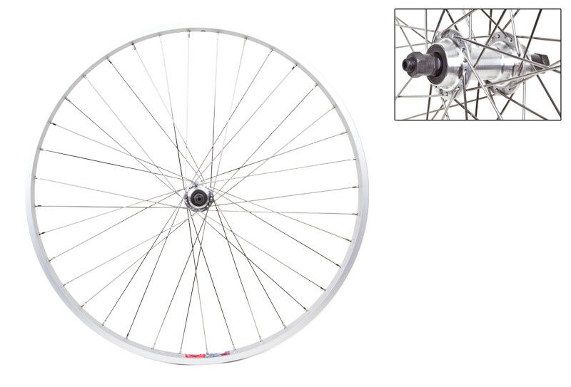 WM Wheel Rear 700x35 622x19 Aly Sl 36 Aly Fw 5 6 7sp Qr Sl 135mm Ss2.0sl