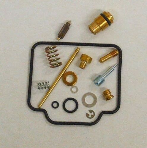 SUZUKI LT250 4WD 250 90-96 CARBURETOR REBUILD KIT CARB REPAIR