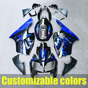 Motorcycle-Fairing-Bodywork-Kit-Panel-Set-Fit-For-2000-2001-Kawasaki-Ninja-ZX12R