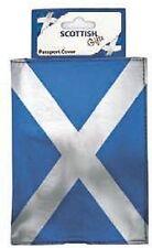 Scotland Flag Passport Holder Cover Celebrate Scotland