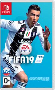 NEU-FIFA-19-Nintendo-Switch-Deutsch-Eng-Arabisch-Italienisch-Franzoesisch